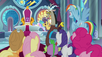 "Discord ""just listen to my voice"" S9E24"
