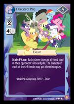 Discord Pile card MLP CCG