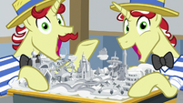 Flim and Flam -not some backwater- S8E16