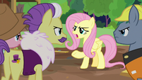 "Fluttershy ""interior design or wrangling"" S7E5"