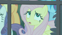 Fluttershy 'Should we go and help her...' S4E04