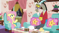 Fluttershy -pretty much everything else- S7E12