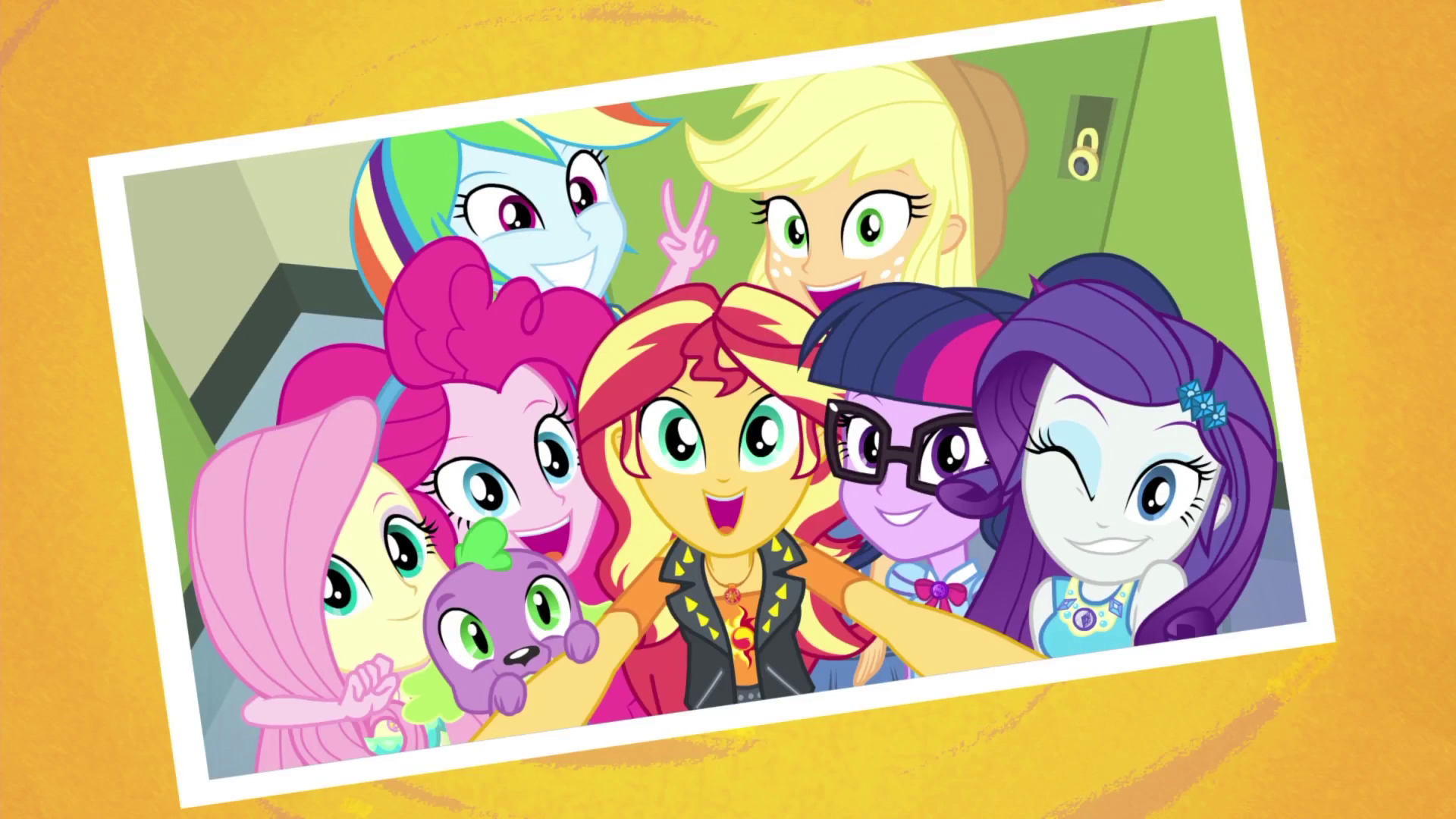 My little pony equestria girls mejor candidata a ser - My little pony wikia ...