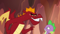 """Garble """"I'm not losing to"""" S6E5.png"""