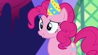 Pinkie Pie -okay, now it's a mess- S5E3