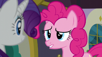 Pinkie Pie -whose hooves-- S6E12
