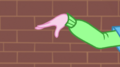 Pinkie Pie swaying her arm EGS1.png