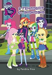 Portada de Equestria Girls A Friendship to Remember