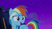 "Rainbow Dash ""duh!"" S6E7"