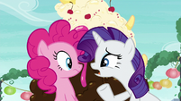 """Rarity """"did you get a pouch for Maud?"""" S6E3"""