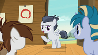 "Rumble singing ""cutie marks are great"" S7E21"