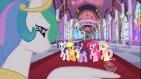 S02E01 Twilight i jej przyjaciółki muszą użyc Klejnotów Harmonii