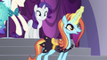 """Sassy """"wish to own that gown for themselves"""" S5E14.png"""