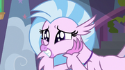 Silverstream getting super-excited S8E1