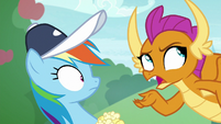 Smolder -or whatever- S9E15