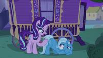 Starlight Glimmer --they took Luna and Celestia-- S6E25