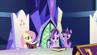 "Starlight Glimmer embarrassed ""manifesto"" S7E14"