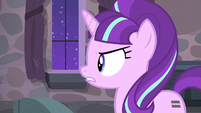 Starlight looks at her window S5E02