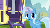 Trixie -farther than my usual route- S8E19