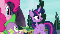 "Twilight ""if they can take care of all this"" S9E13"