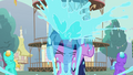 Twilight splashed with water S03E13.png