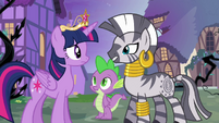 Zecora suggesting more potion S4E2