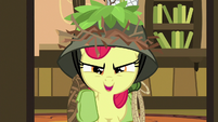"Apple Bloom ""who's with me?!"" S9E10"