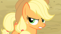 Applejack 'Time's a-wastin'!' S4E07