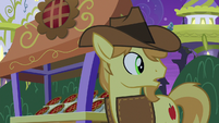 Braeburn notices Apple Honey collapse S9E17