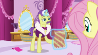 Dandy Grandeur insisting on colorful curtains S7E5