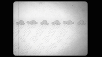 Film - Multiple raining clouds S2E22