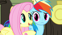 "Fluttershy ""maybe not"" S8E18"