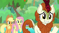 "Fluttershy ""that's wonderful!"" S8E23"