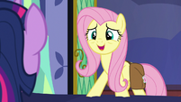 Fluttershy -all I had to do was- S7E20