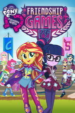 Friendship Games Shout! Factory poster