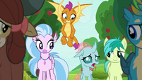 "Ocellus guessing ""apples?"" S8E9"