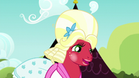 Orchard Blossom needs a sip of water S5E17