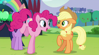 "Pinkie ""of the Helping Hooves Music Festival!"" S5E24"