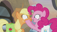 Pinkie -our families are gonna be friends too- S5E20