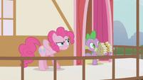 Pinkie Pie's signal S1E5