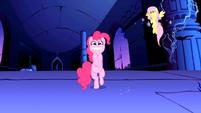 Pinkie Pie ecstatic S1E2