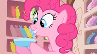 Pinkie Pie like this S2E13