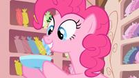 Pinkie Pie like this S2E13