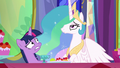 Princess Celestia getting impatient S6E6.png
