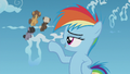 """Rainbow """"those guys won't give you any more guff"""" S5E8.png"""