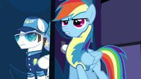 Rainbow 'I think I should be lead pony' S3E7