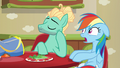 Rainbow Dash's jaw drops S6E11.png