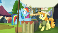 Rainbow Dash -now where's my book-- S4E22