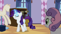 "Rarity ""Clean"" S2E05"