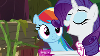 "Rarity ""you don't know everything about me"" S8E17"
